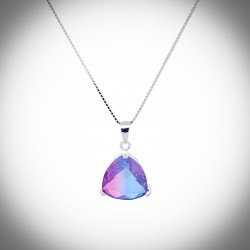 Heather 925 Sterling Silver Necklace