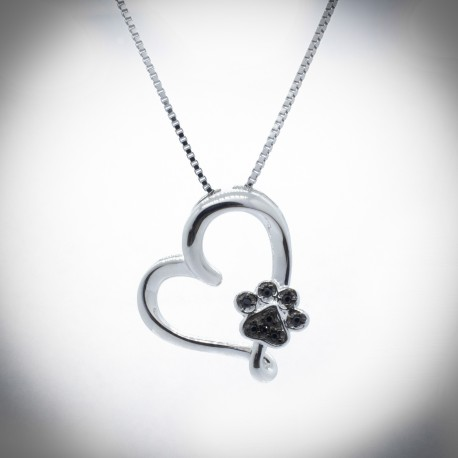 Canna 925 Silver Necklace
