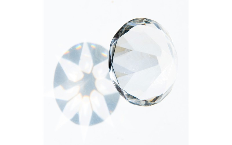 Cubic Zirconia, Moissanite or Crystal?